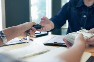 Процедура получения займа под залог ПТС